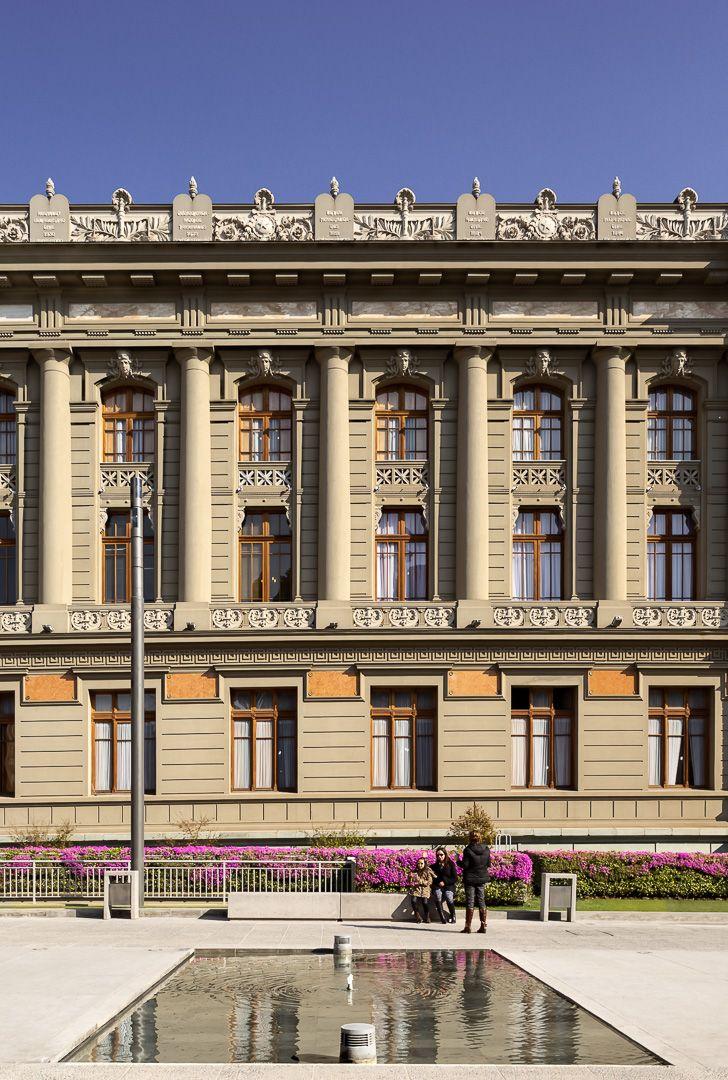 Plaza Montt Varas / Santiago de Chile / PLAN Arquitectos / www.planarquitectos.cl