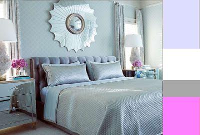 Blanco Interiores: Com parede cinzenta...With gray walls...