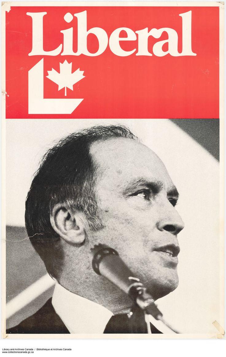 PE Trudeau, Liberal Party of Canada