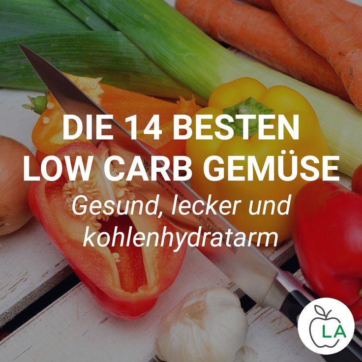 Low Carb Gemüse: Die 14 besten Sorten zum Abnehmen