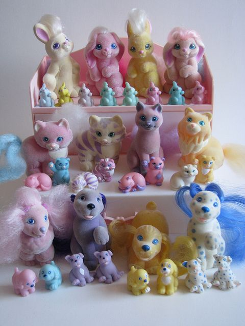 My Little Pony Li'l Litters complete collection by Siri_Mae_doll