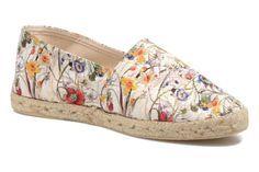 zapatos estampados alpargata de flores