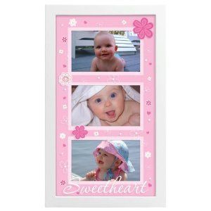 malden sweetheart picture frame white