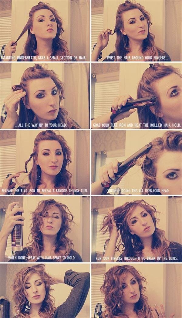 142074563217434270 girlshue   Awesome, Cute & Inspiring Short, Medium & Long Hair Styles For Women