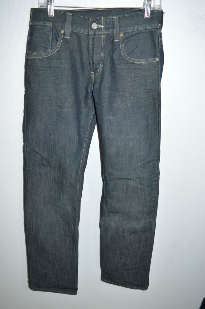 b1a5a0b1931f1 Mens 29x32 Levis 514 Slim Straight Dark Wash Blue Jeans  fashion  clothing   shoes  accessories  mensclothing  jeans (ebay link)
