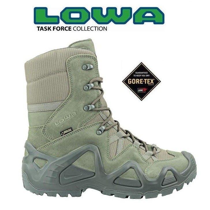LOWA Zephyr GTX Hi Sage Green - Scarpe - Abbigliamento