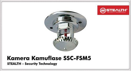 Kamera Kamuflase SSC-FSM5