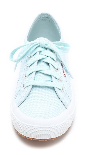 Superga Cotu Classic Sneakers - I want a pair, but can I give up heels long enough to appreciate them?