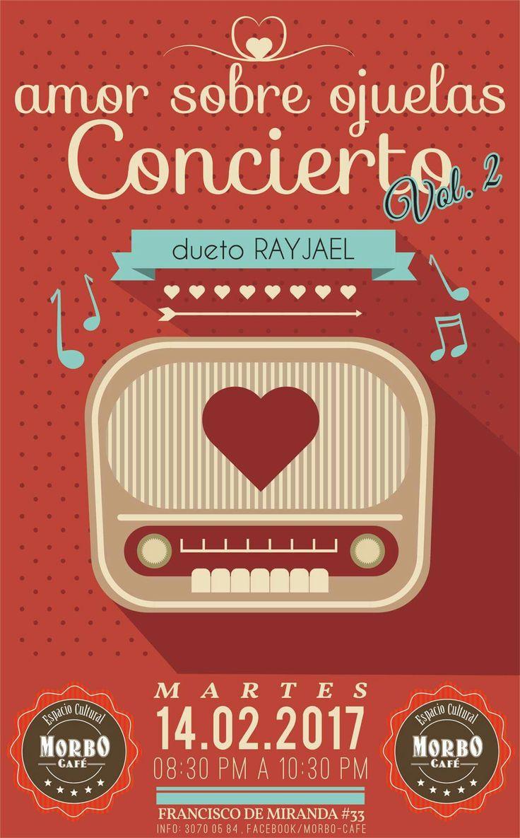 Hoy música con el dueto RAJYAEL