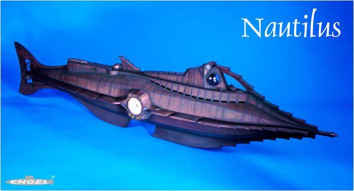 Наутилус лодка вики
