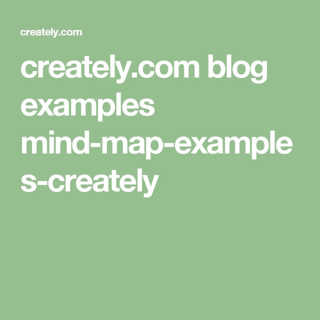 creately.com blog examples mind-map-examples-creately