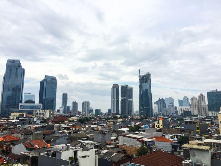 This is Jakarta! #Jakarta #Indonesia #nature