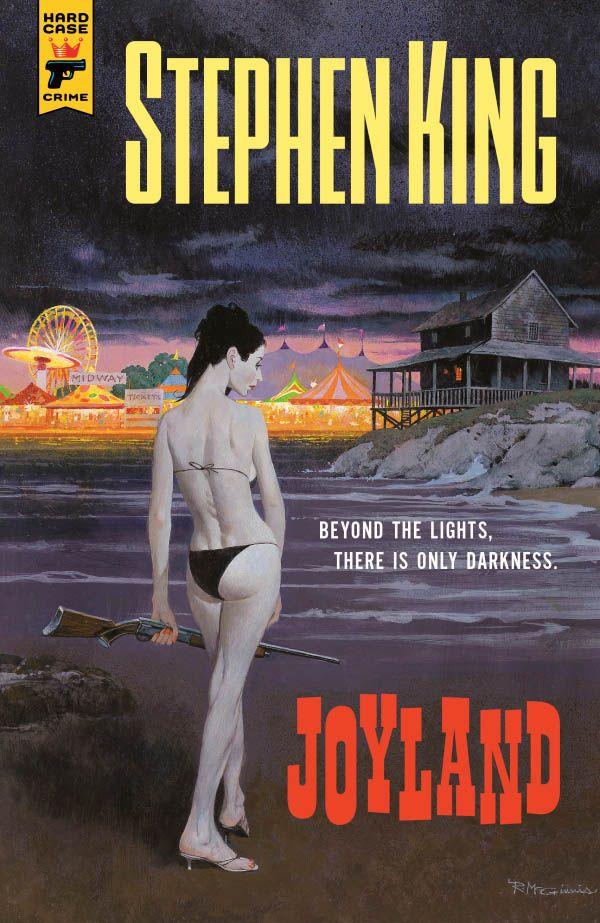 Robert McGinnis - Joyland by Stephen King