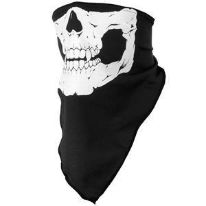 1Pcs Motorcycle SKULL Ghost Face Windproof Mask Outdoor Sports Warm Ski Caps Bicyle Bike Balaclavas Scarf