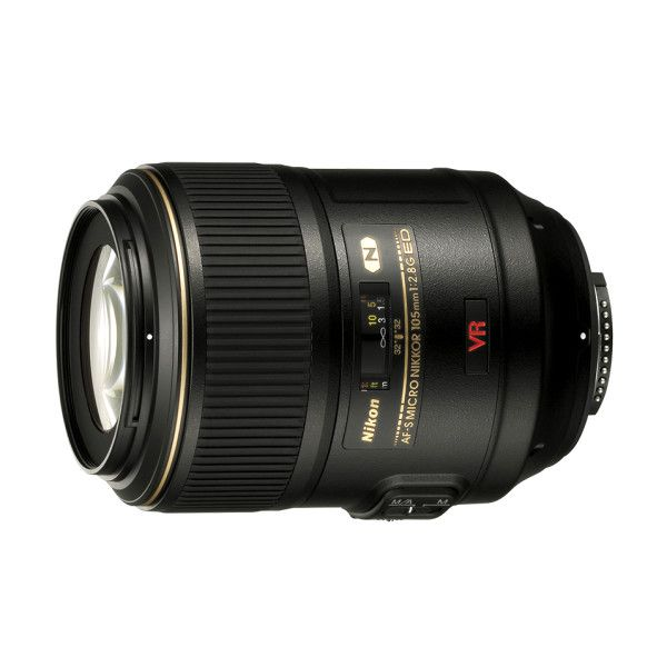 Micro-NIKKOR 105mm f/2.8G IF-ED