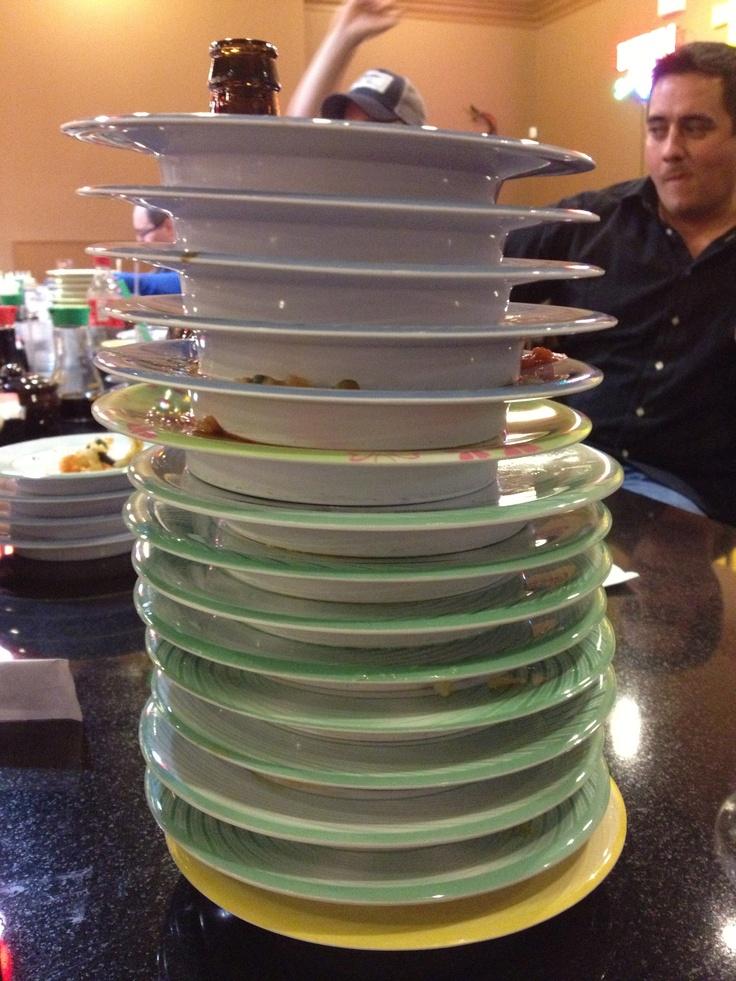TeHaru Sushi Scottsdale  Pay by the plate