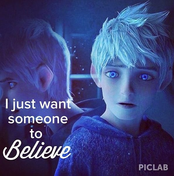 I believe in Jack Frost. Do u??