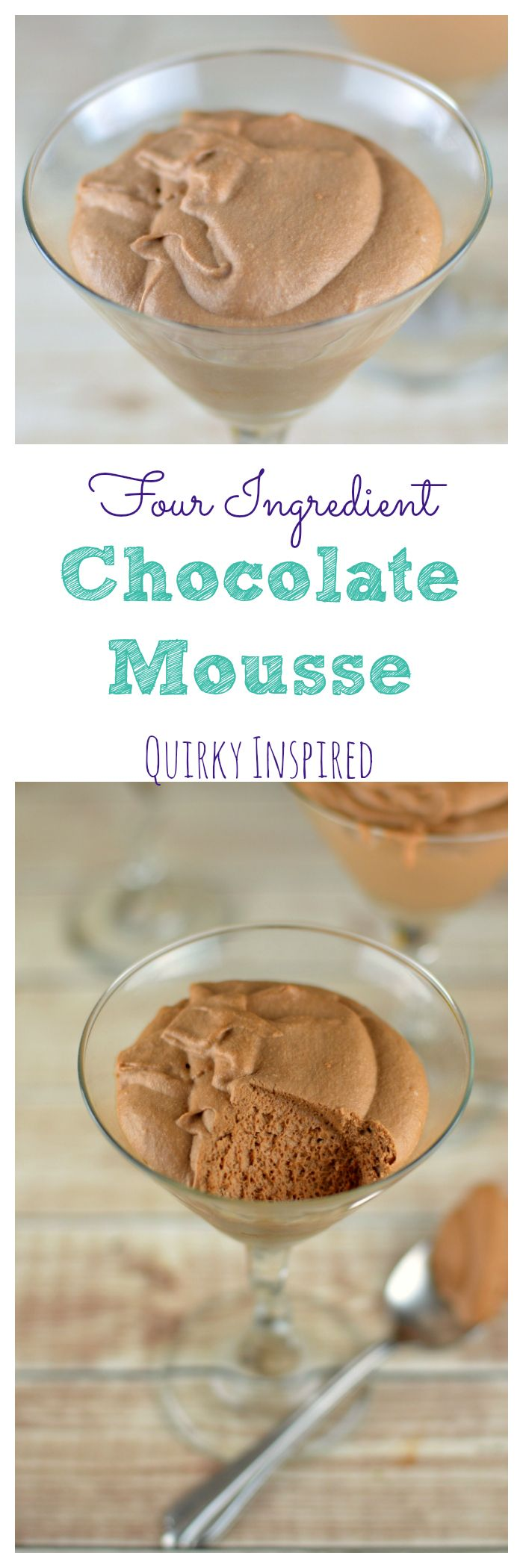 Chocolate mousse is an easy dessert recipe that will make your guests and family…