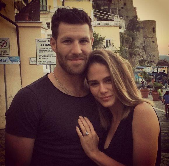 Maripier Morin et Brandon Prust sont fiancés | HollywoodPQ.com