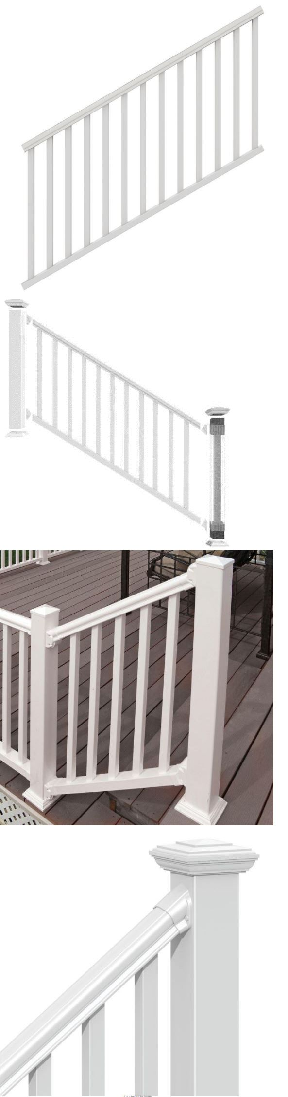 Best 20 Stair railing kits ideas on Pinterest Cable railing