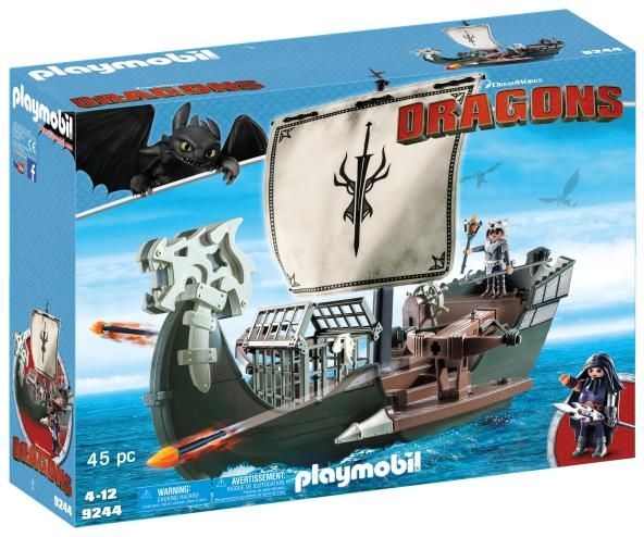 Sail Away to Adventure with Playmobil Canada!
