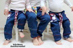 Freebook – Chill Buxe – Gr. 56 – 146 – Sewing instructions at Makerist   – Nähen für kinder