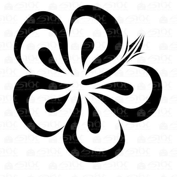 Hawaiian Tribal Tattoo Designs | Free Download Hawaiian Tattoos Tatoo Bull S Design #804 With ...