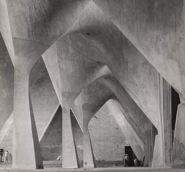 Felix Candela - Mexico city, 1955