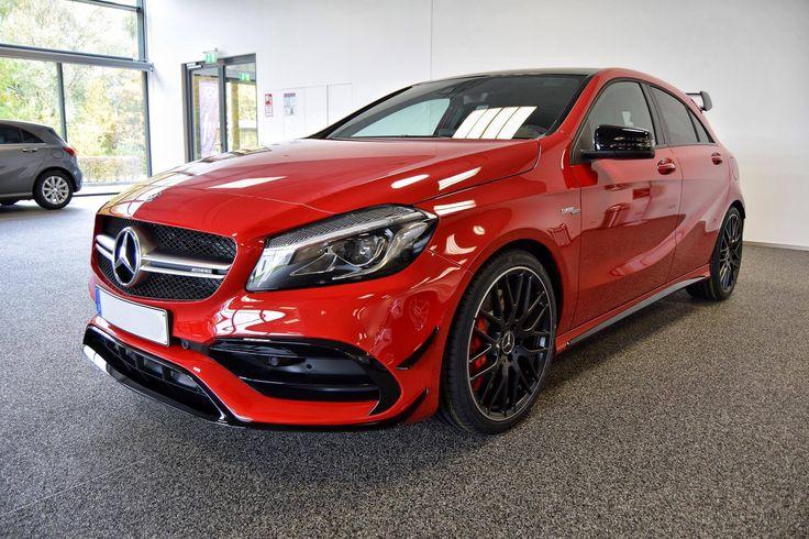 Roodkapje. Foto via Mercedes-Benz Kundencenter Rastatt.