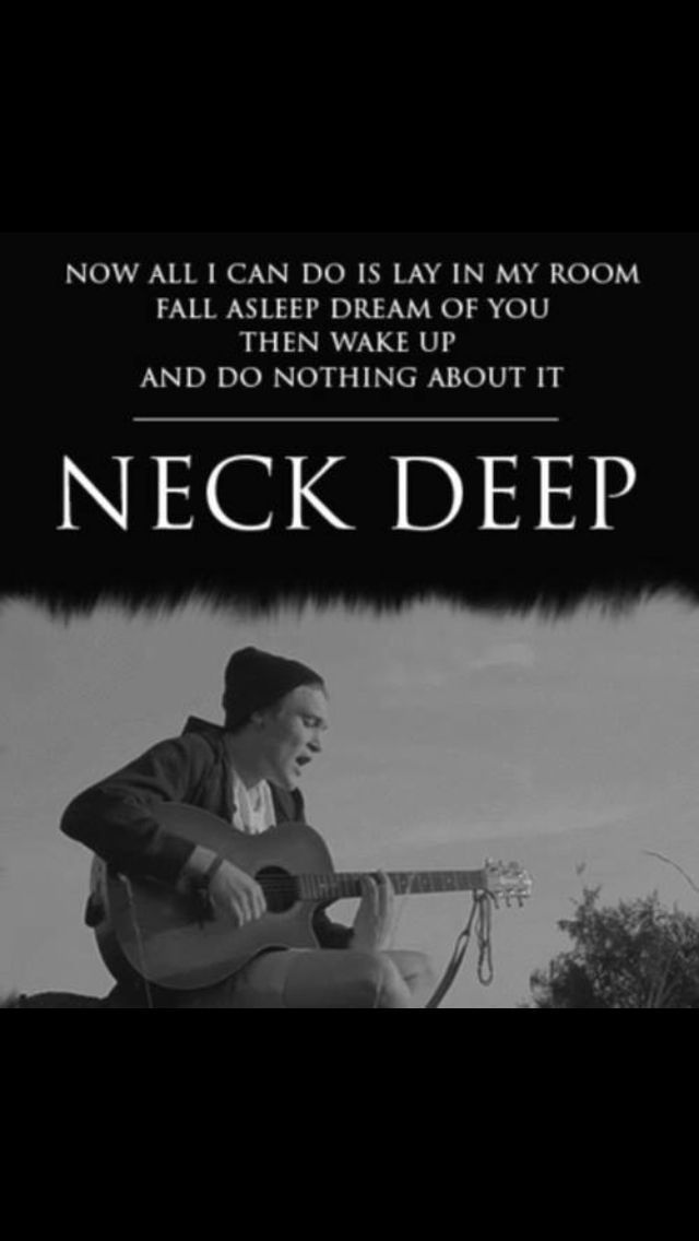 145 Best Images About Neck Deep ️ On Pinterest Pop Punk
