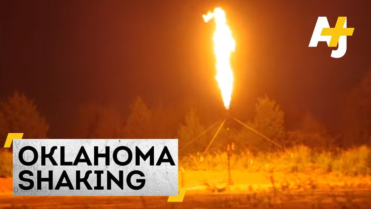 Oklahoma Earthquakes And The Rise In Fracking
