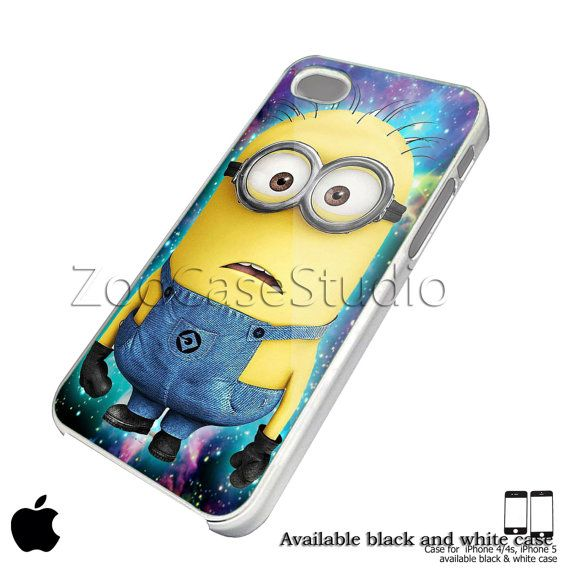Hey, I found this really awesome Etsy listing at http://www.etsy.com/listing/163055476/despicable-minion-custom-case-for-iphone