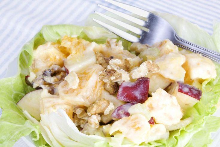 Salata Waldorf - www.Foodstory.ro