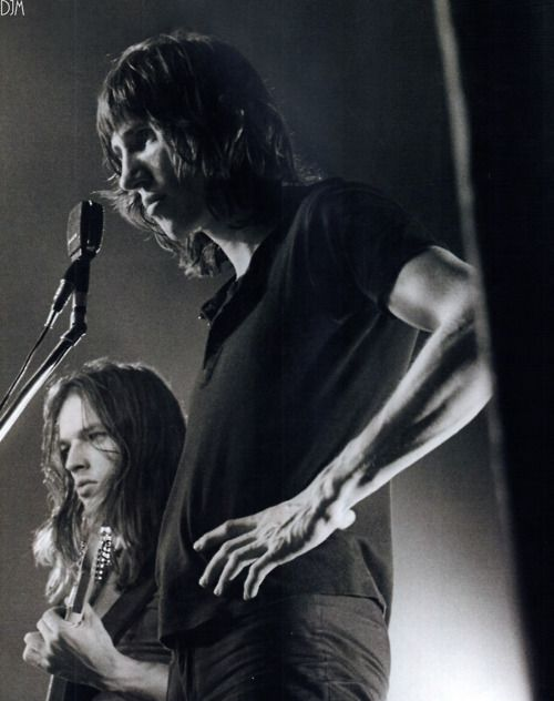 David Gilmour Roger Waters ...