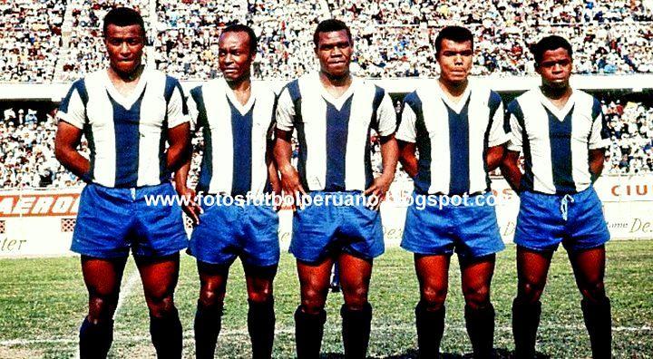 Fotos Fútbol Peruano: Delantera Alianza Lima 1970