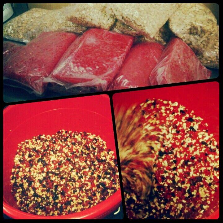 Plum cakes in the making:) #Christmas #workinprogress #ambrosia