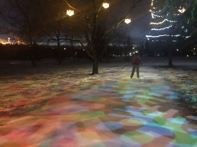 Winter Fun: The IceWay Skating Trails at Rundle Park - Albertamamas.com