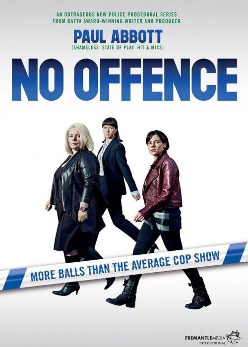 NO OFFENCE [série policière]