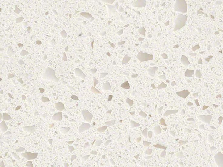 Iced White Quartz Countertops | Q Premium Natural Quartz                                                                                                                                                                                 More