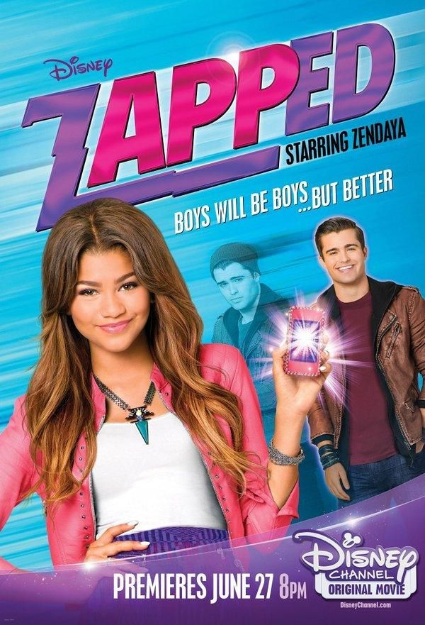 Zapped (TV Movie 2014)