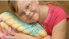 Project Linus. Knit or crochet a blanket for charity.