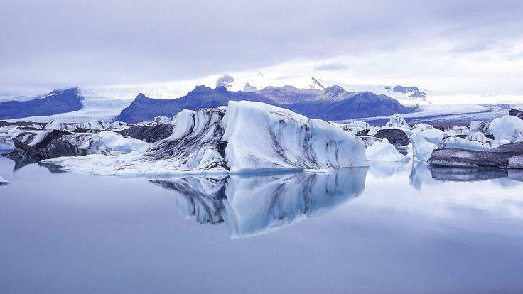 Temperatur fast am Schmelzpunkt: Antarktis-Jahr startet mit Hitzewellen