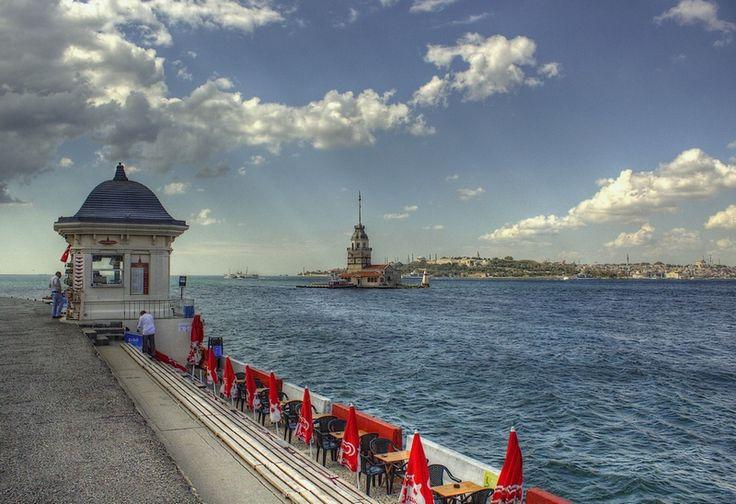Kiz Kulesi - Uskudar, Istanbul