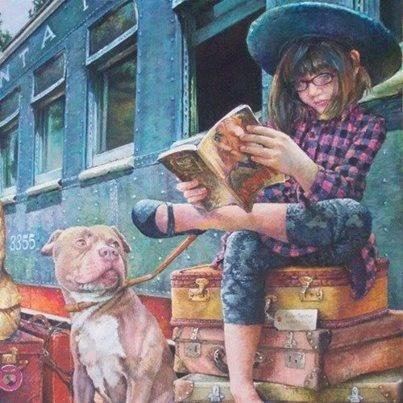 Leitura e arte