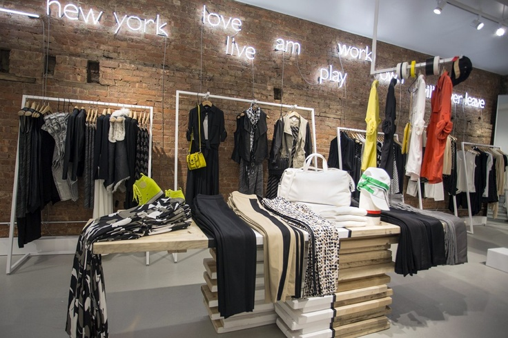 DKNY Opens Pop-up in NYC