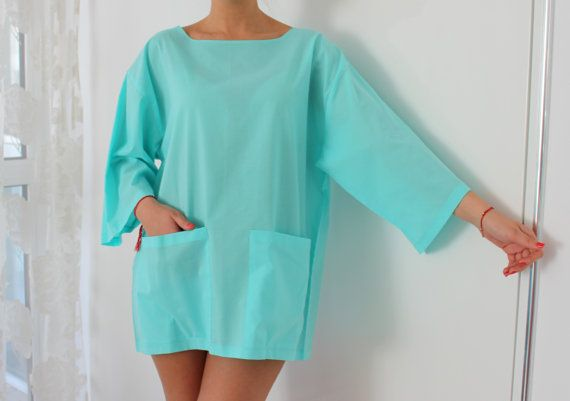 Oversized top, Maxi top, Loose fitted Tunic, Tunic , Top