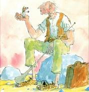 Alt av Roald Dahl. Spesielt svak for SVK, og den fortryllende tanken om at drømmer kan blandes og blåses inn til oss om natten. Dessuten er agurkulurer et fantastisk ord.