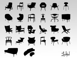Danish design icons.