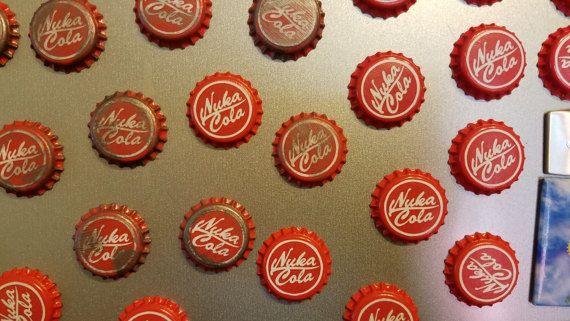 Nuka-Cola Cap Magnet