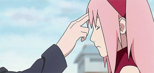 Sasuke & Sakura GIF